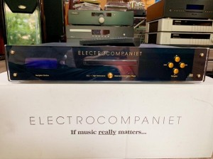 Cd Electrocompaniet ecc1